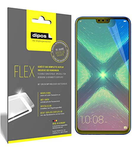 dipos I 3x Screen Protector compatible with Huawei Enjoy Max - Covers Screen 100% - Protective Film from dipos