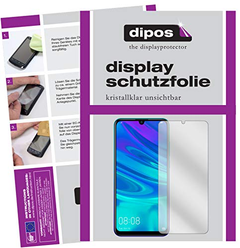 dipos I 6x Screen Protector compatible with Huawei P Smart (2019) Protection Films clear from dipos