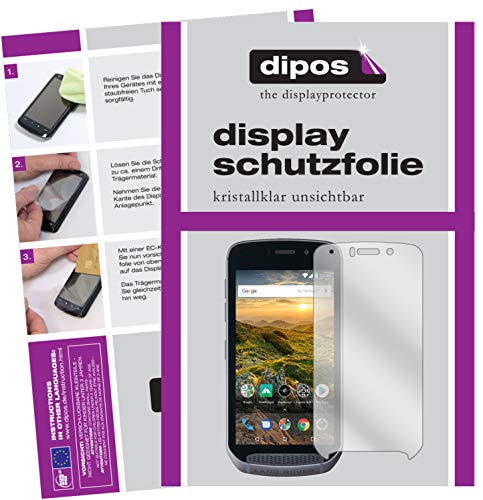 dipos I 6x Screen Protector compatible with Land Rover Explore Protection Films clear from dipos