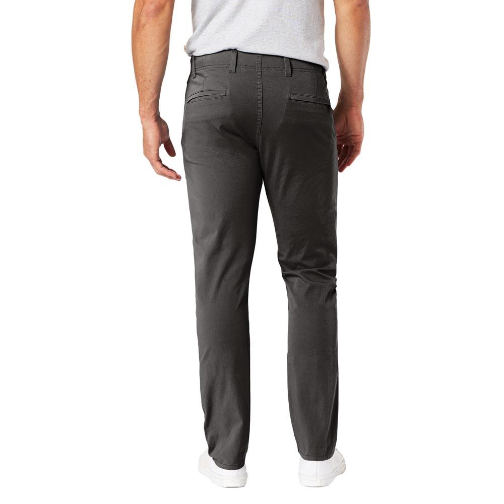 Dockers Alpha Khaki Smart 360 Flex Skinny 30 Steelhead Cn25 from Dockers