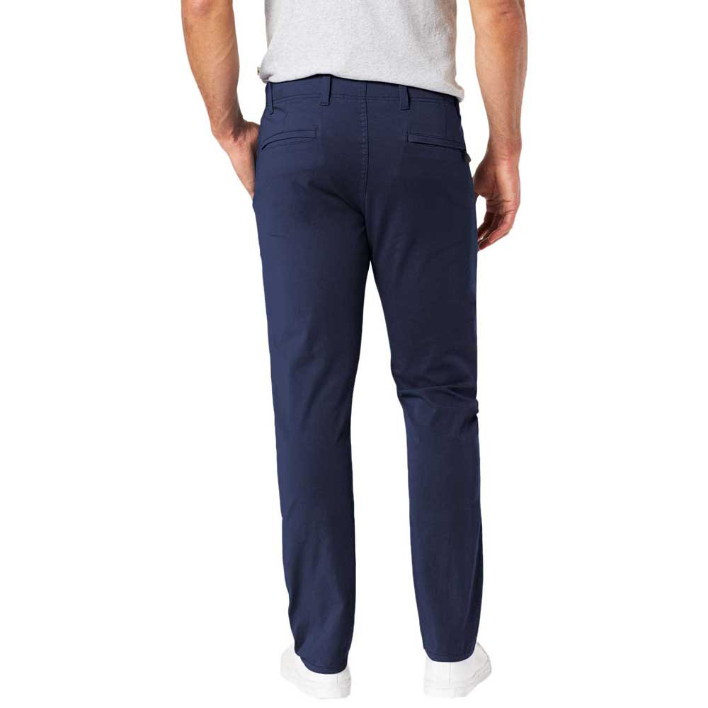 Dockers Alpha Khaki Smart 360 Flex Skinny 28 Pembroke + from Dockers
