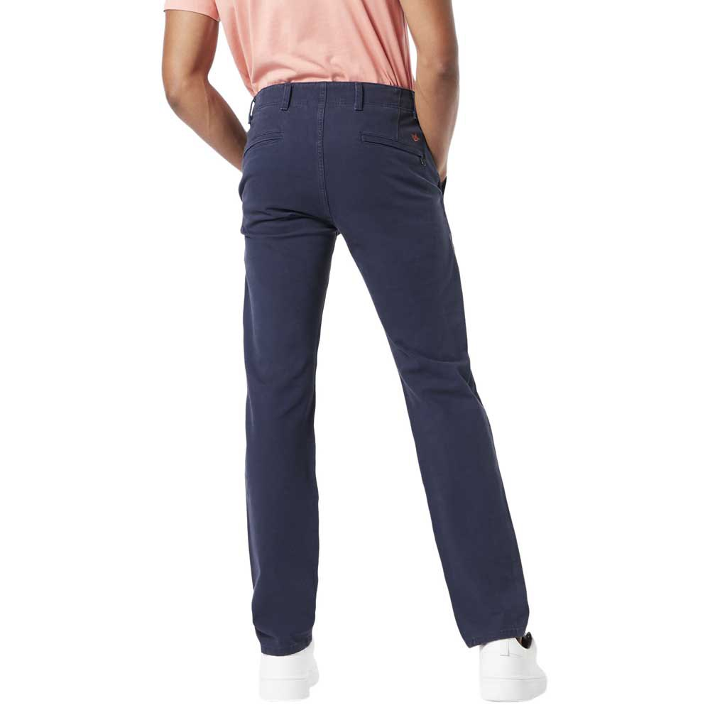 Dockers Alpha Khaki Smart 360 Flex Slim Tapered 34 Pembroke + from Dockers