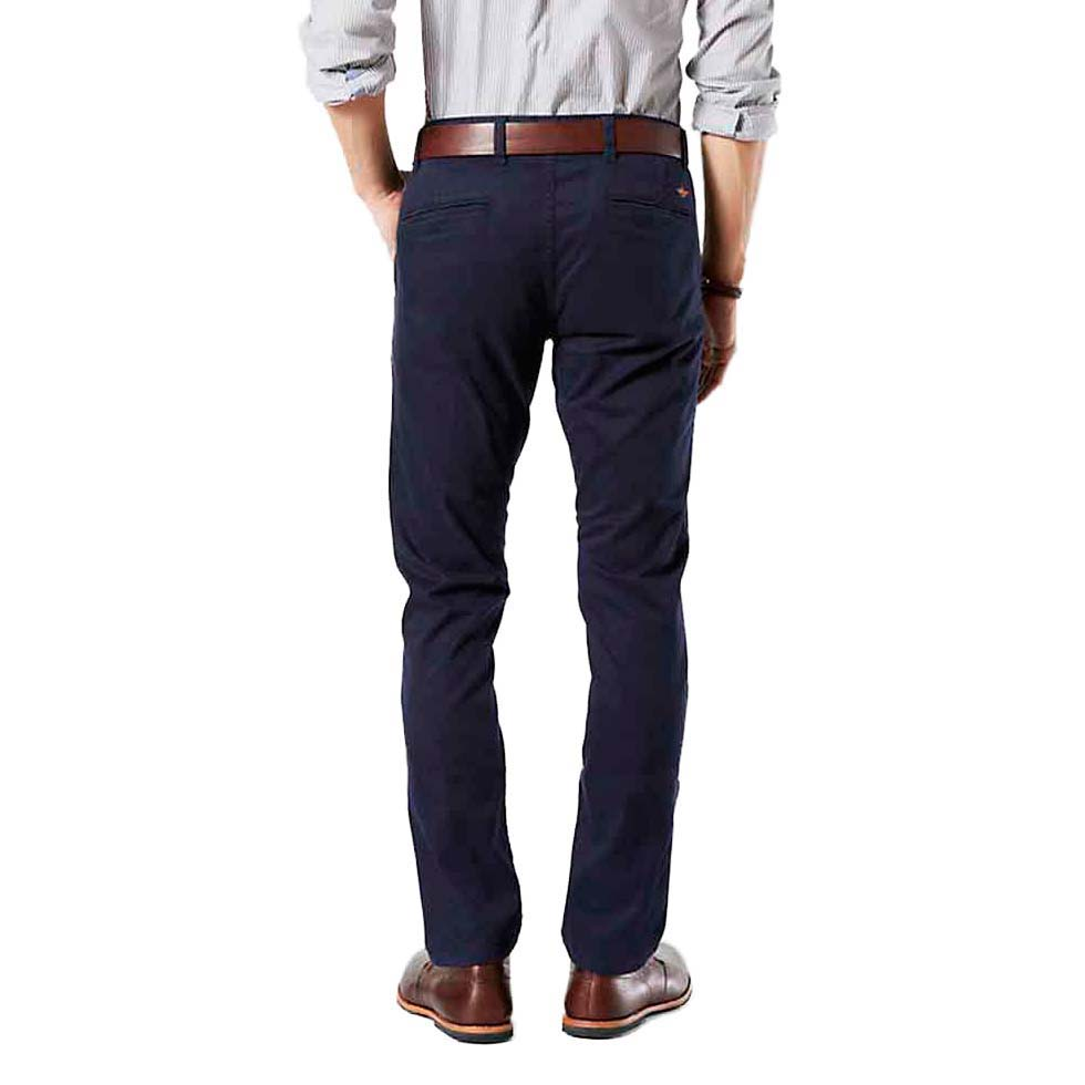 Dockers Alpha Khaki Skinny Tapered 33 Pembroke from Dockers