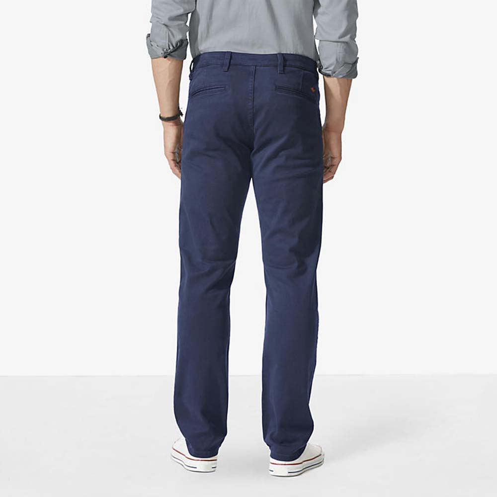 Dockers Alpha Khaki Slim Tapered 34 Stretch Twill Pembroke from Dockers