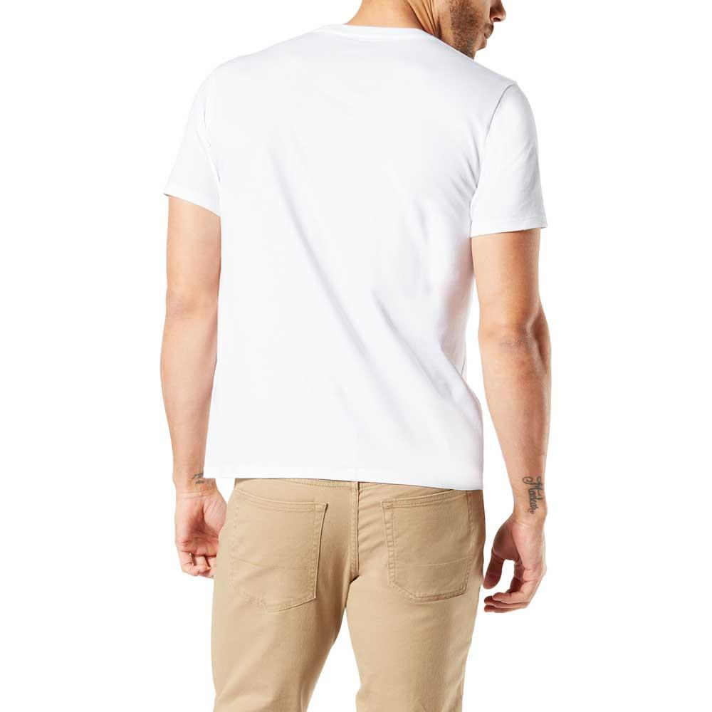 Dockers Logo M White from Dockers