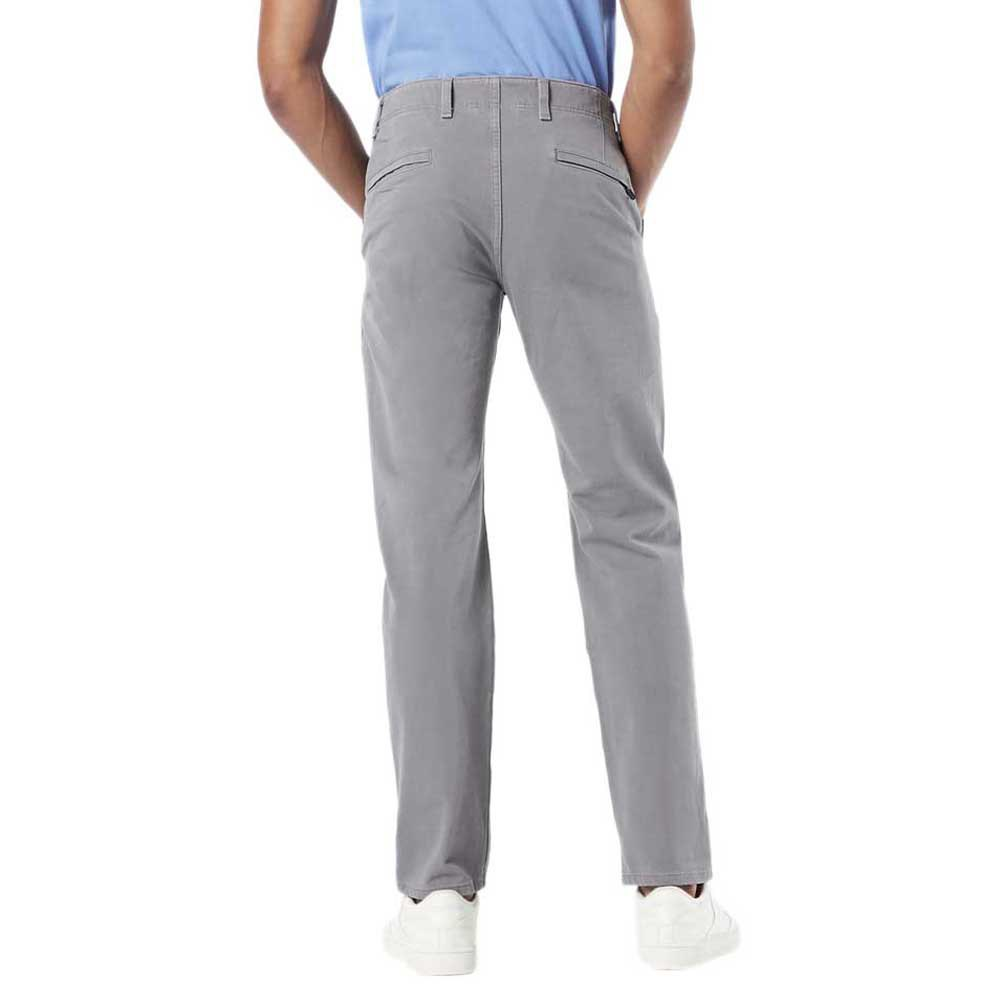 Dockers Alpha Khaki 360 33 Burma Grey + from Dockers