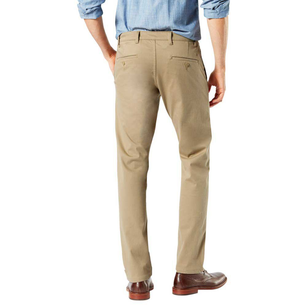 Dockers Supreme Flex Tapered 34 New British Khaki from Dockers