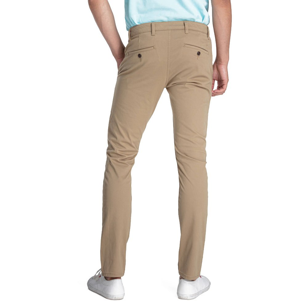 Dockers Supreme Flex Alpha Skinny 33 New British Khaki from Dockers
