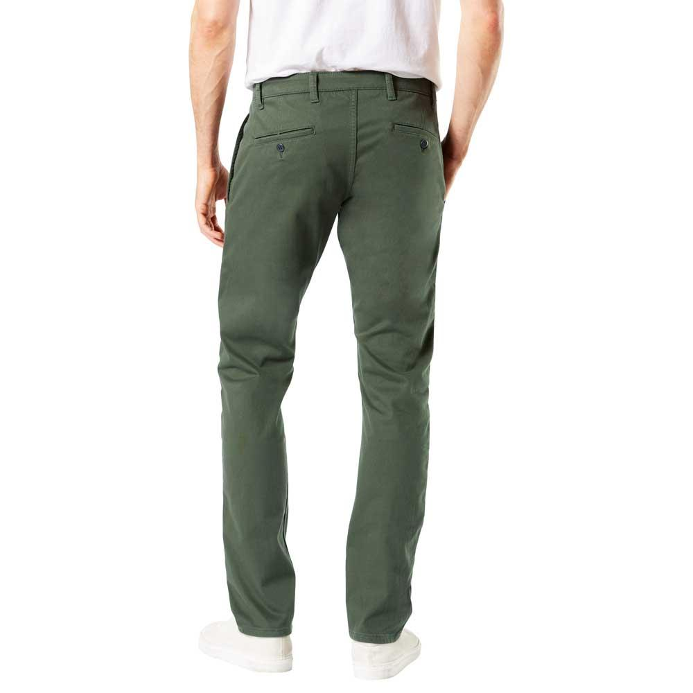 Dockers Supreme Flex Alpha Skinny 30 Deep Depths from Dockers