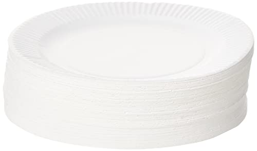 Paper Plates 15cm - Pack of 100 from drinkstuff