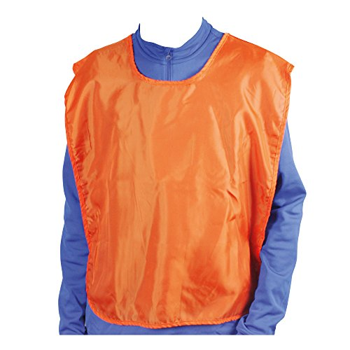eBuyGB Boys' Pack of 5 Sports Day Training Team Vest, Orange, One Size from eBuyGB