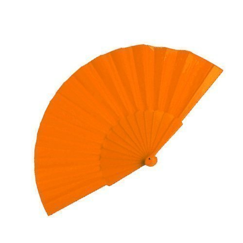 eBuyGB Folding Handheld Pretty Hand Fan Wedding Party Accessory Pocket Sized Fan For Wedding Gift, Party Favors, DIY Decoration, Summer Holidays, Home Décor from eBuyGB