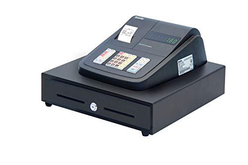 Sam4s ER-180T Electronic Cash Register ER180T ER-180 from elePOS