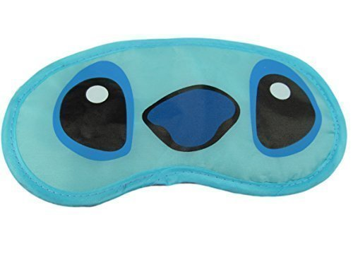 Lilo & Stitch kids adults novelty eye sleeping travel mask cover - by Fat-catz-copy-catz from fat-catz-copy-catz