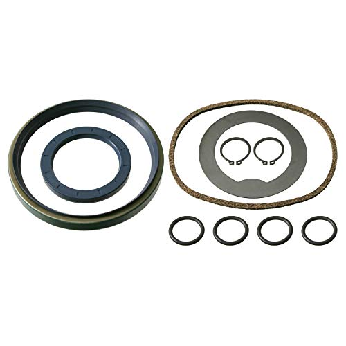 febi bilstein 10406 Gasket Set for wheel hub, pack of one from febi bilstein