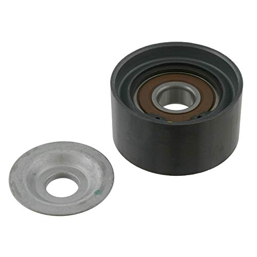 febi bilstein 23261 Idler Pulley for auxiliary belt, pack of one from febi bilstein