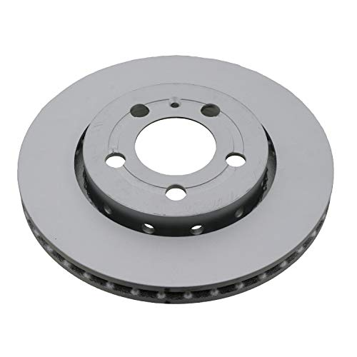 febi bilstein 23560 Brake Disc Set (2 Brake Disc) rear, internally ventilated, No. of Holes 5 from febi bilstein