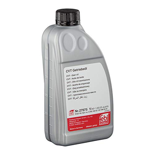 febi bilstein 27975 Automatic Transmission Fluid (ATF) for CVT gearbox, pack of one from febi bilstein