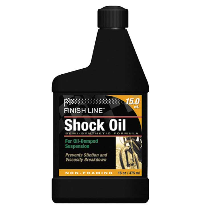 Lubricants and cleaners Shock Oil Sael 15 from Finish Line