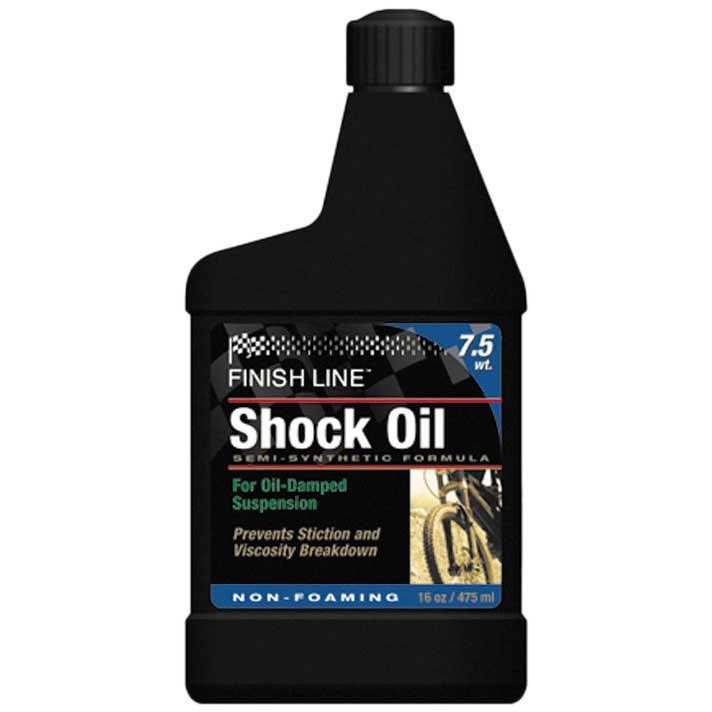 Lubricants and cleaners Shock Oil Sael 7.5 from Finish Line