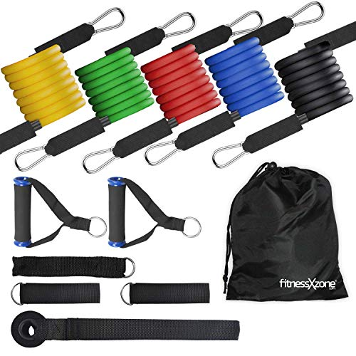 Exercise Bands Names: FitnessXzone: Find Offers Online And Compare Prices At