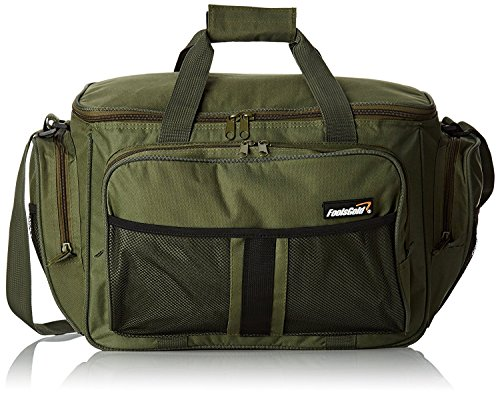 Large Olive Green Insulated Fishing Tackle Holdall Bag from foolsGold