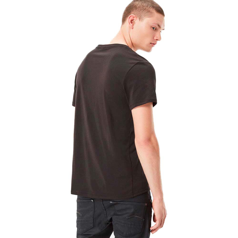 T-shirts Gstar Base Heather V Neck 2 Pack from gstar