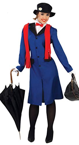 "Ladies Old Fashioned ""Nanny"" Fancy Dress Costume from generique"
