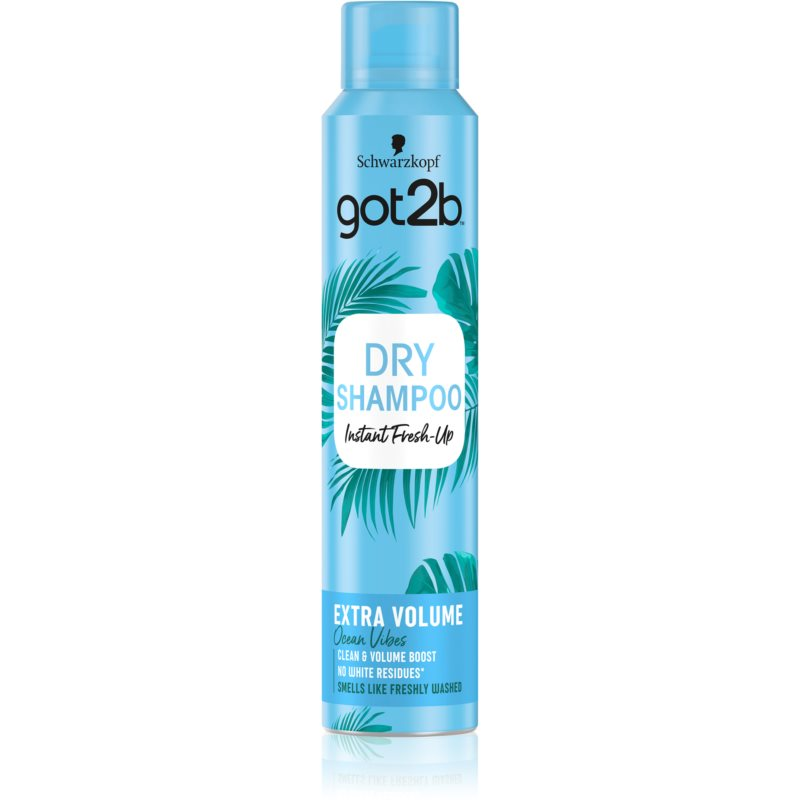 got2b Fresh it Up Dry Shampoo with Volume Effect 200 ml from got2b