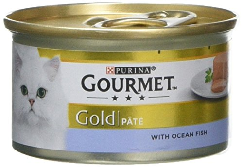 Gourmet Gold Paté with Ocean Fish 12 x 85g from gourmet