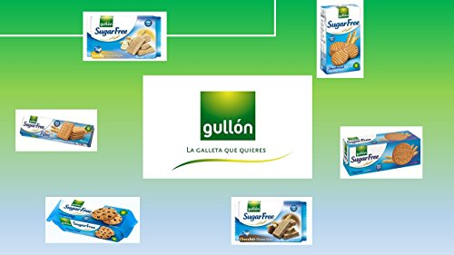 Gullon Sugar Free Biscuits MIXED SELECTION X 6 PACKS from gullon