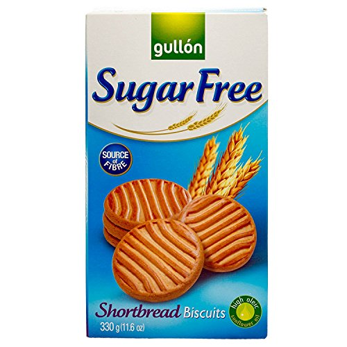 Gullon Sugar Free Biscuits - Shortbread Cookies from gullon