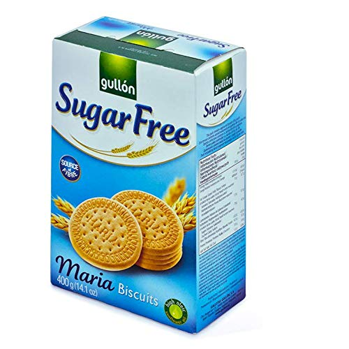 Gullon Sugar Free Maria Biscuits 400g from gullon