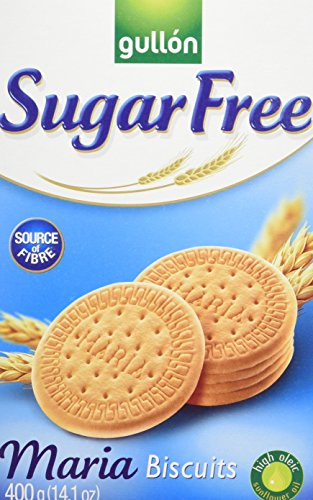 Gullon Sugar Free Marie Biscuits 400g from gullon