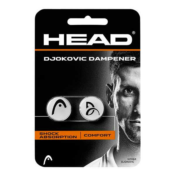 New Djokovic Dampener from head