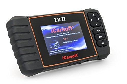 iCarsoft  LR II Automotive Diagnostic Tool from iCarsoft
