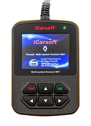 iCarsoft  i907 Automotive Diagnostic Tool from iCarsoft