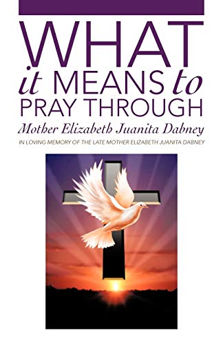 What It Means To Pray Through: A True Mystical Journey Of Spiritual Awakening To Find Divinity In The Heart Of Self from iUniverse