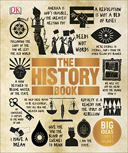The History Book: Big Ideas Simply Explained from imusti