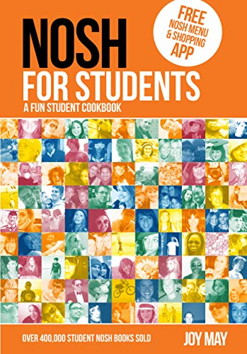 NOSH for Students: A Fun Student Cookbook - Photo with Every Recipe from inTRADE(GB) Ltd