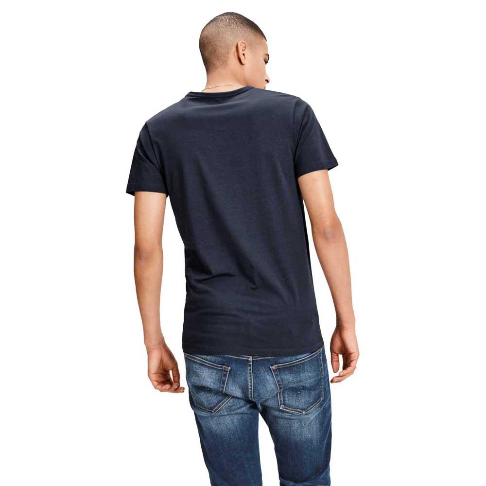 Jack & Jones Basic O Neck L Navy from Jack & Jones