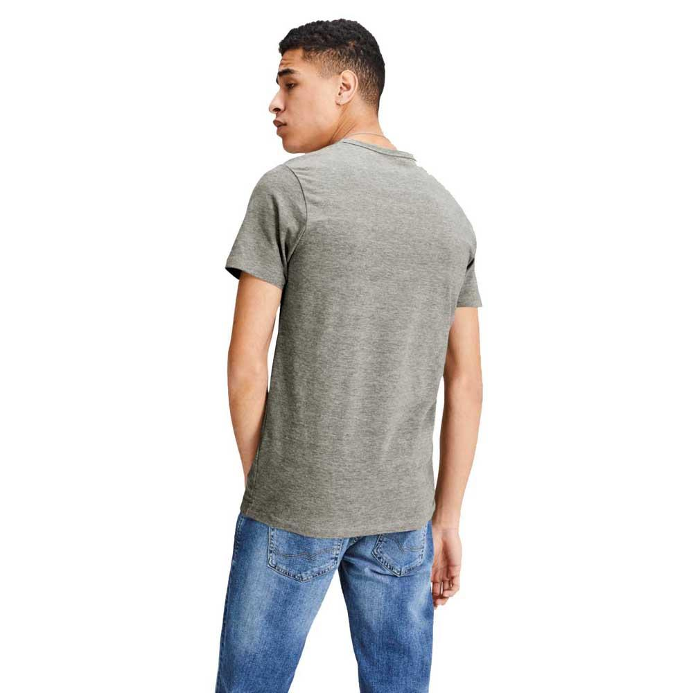 Jack & Jones Basic O Neck XL Light Grey from Jack & Jones