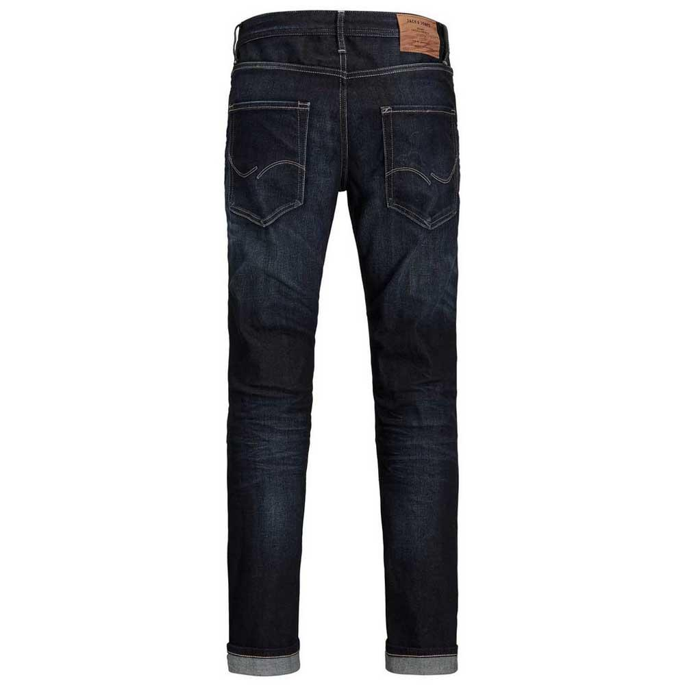 Jack & Jones Clark Original Jos 318 34 Blue Denim from Jack & Jones