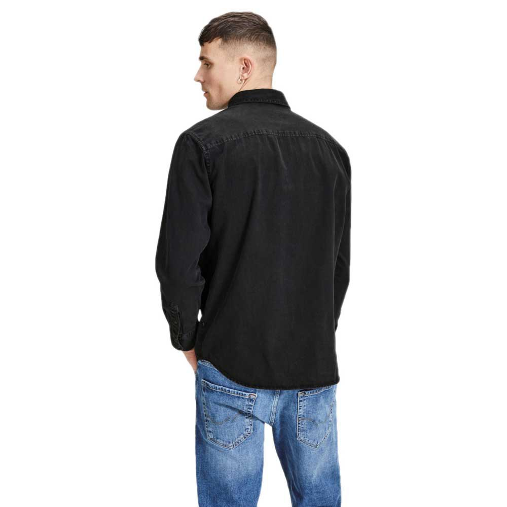 Jack & Jones Essential Sheridan XL Black Denim from Jack & Jones