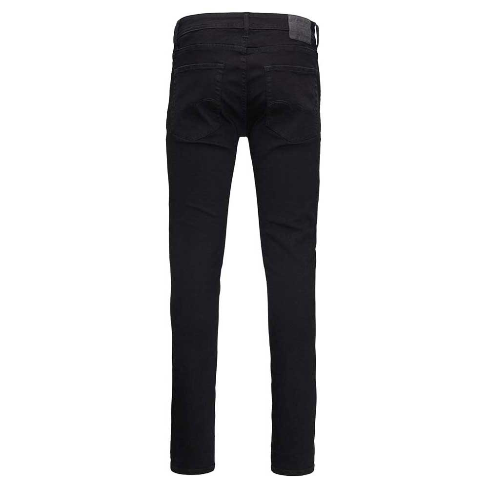Jack & Jones Iliam Original 28 Black Denim from Jack & Jones