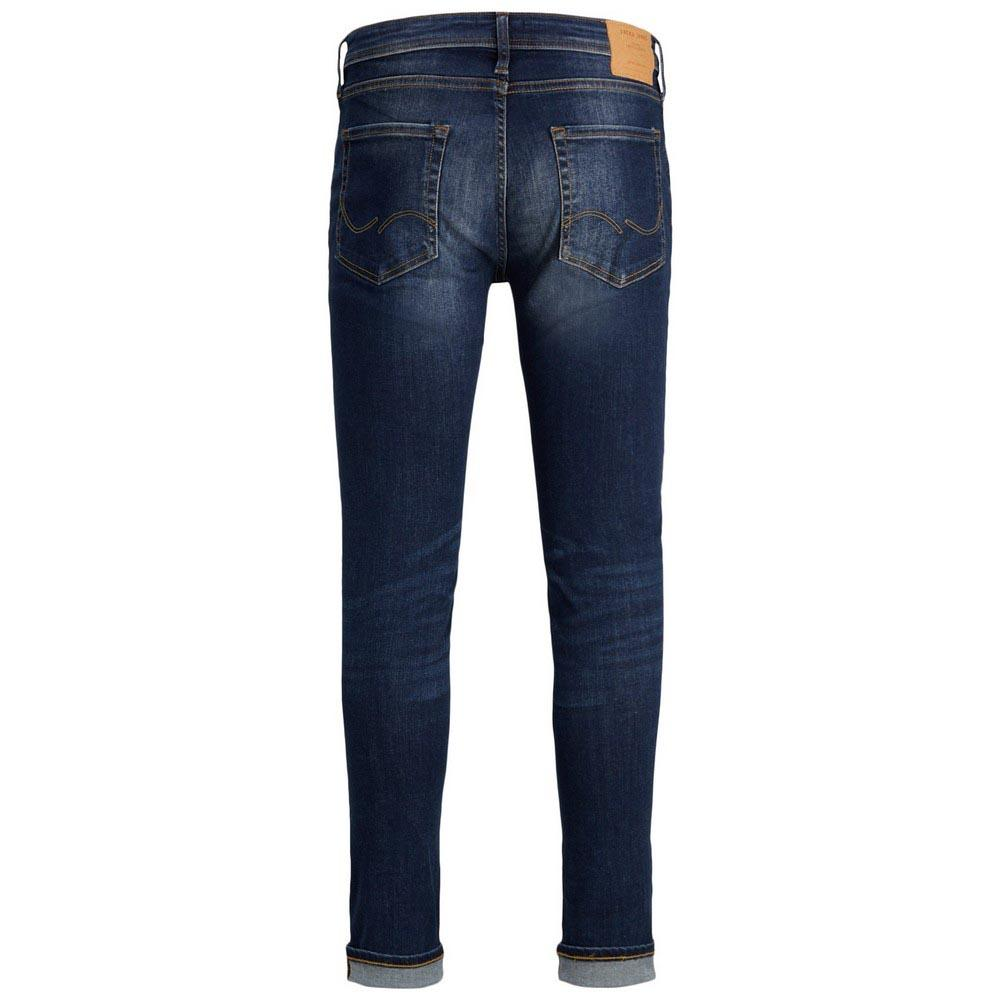 Jack & Jones Iliam Original 29 Blue Denim from Jack & Jones