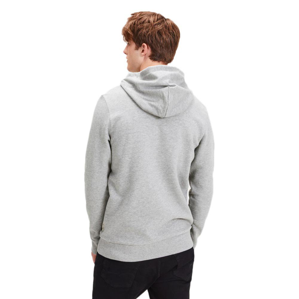Jack & Jones Logo XL Light Grey Melange from Jack & Jones