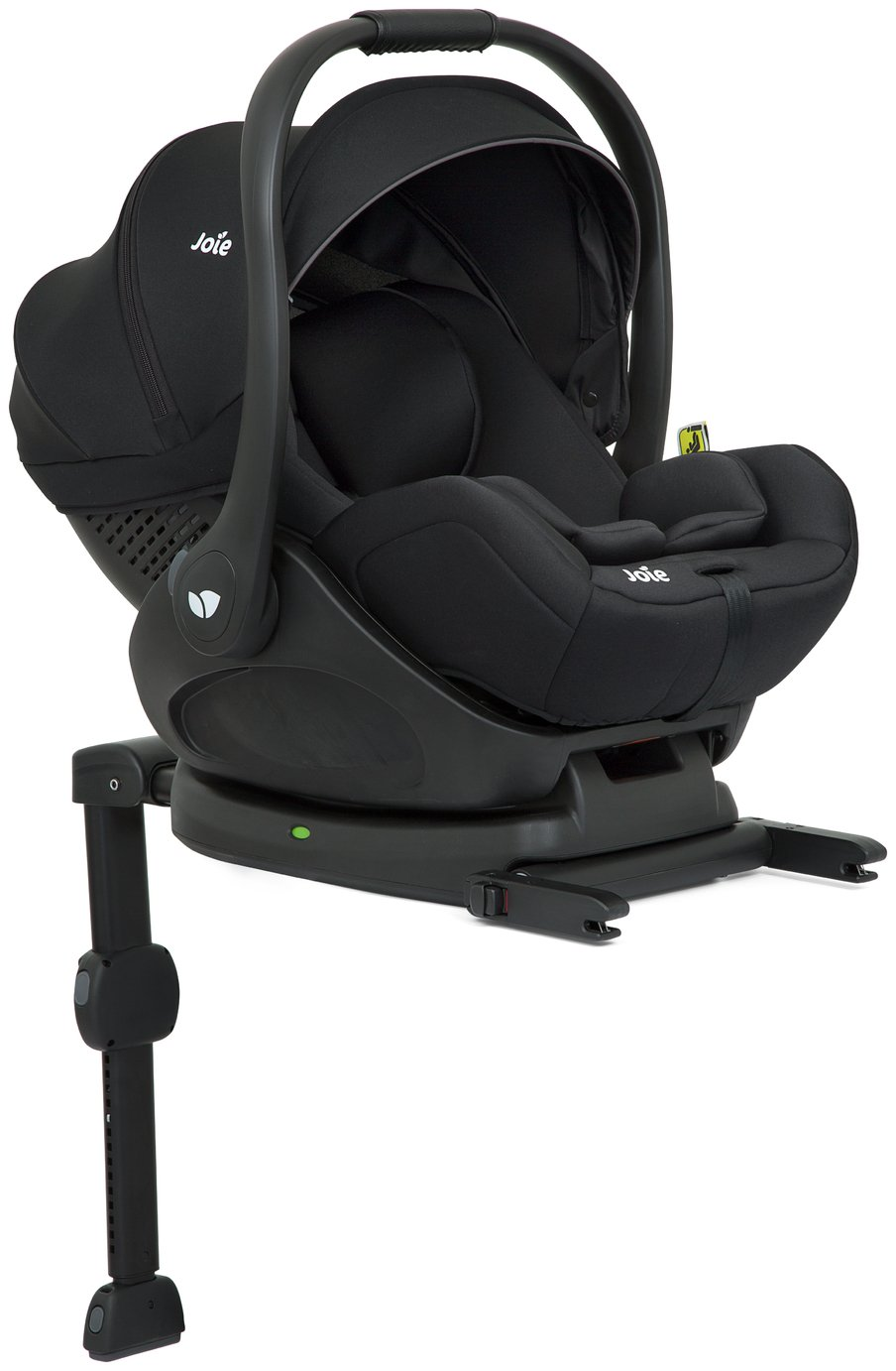 Joie I Level Group 0+ Baby Seat & Base - Black from joie