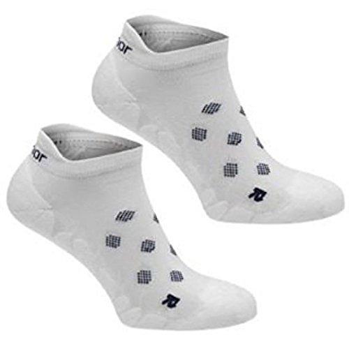 Karrimor 2 Pack Running Socks Ladies White 4-8 from Karrimor