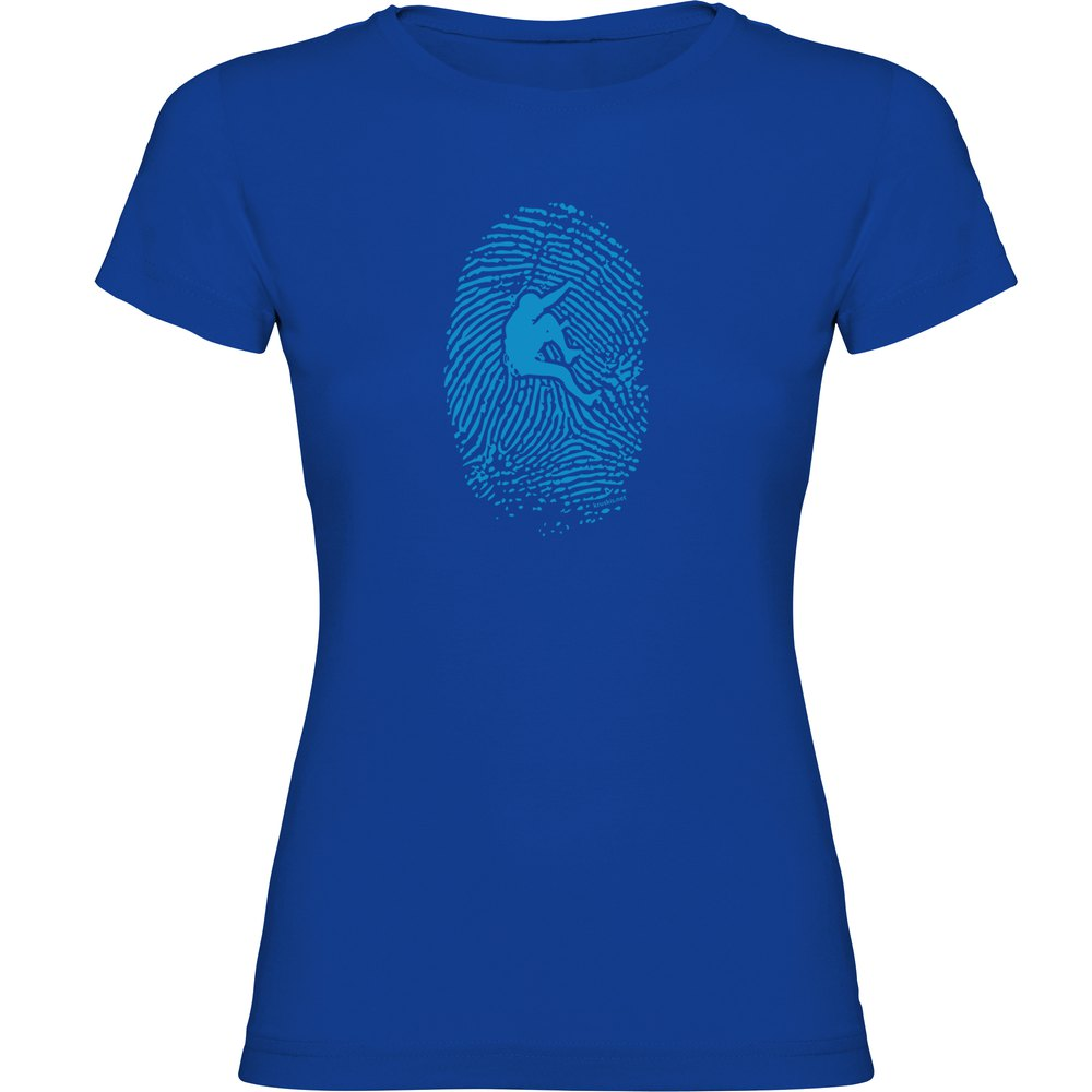 T-Shirts Climber Fingerprint from Kruskis